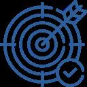 Ser uma empresa de excelência em contabilidade e referência regional, através de princípios éticos e confiabilidade das informações prestadas. Atuar com uma equipe qualificada, com dinamismo e eficiência, contribuindo para a satisfação e o sucesso dos seus cliente e colaboradores.